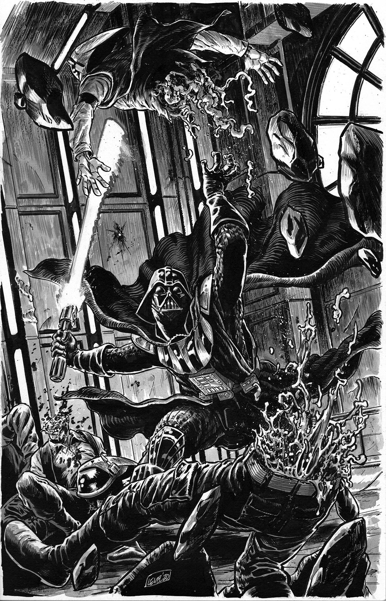 Vader-murder